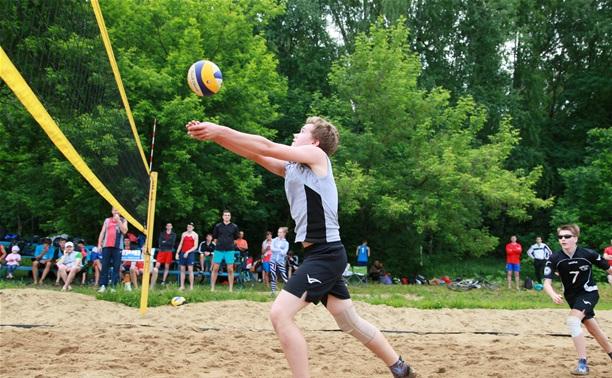 Второй этап Чемпионата ЦФО по пляжному волейболу