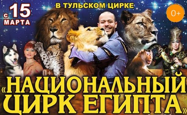 Национальный цирк Египта