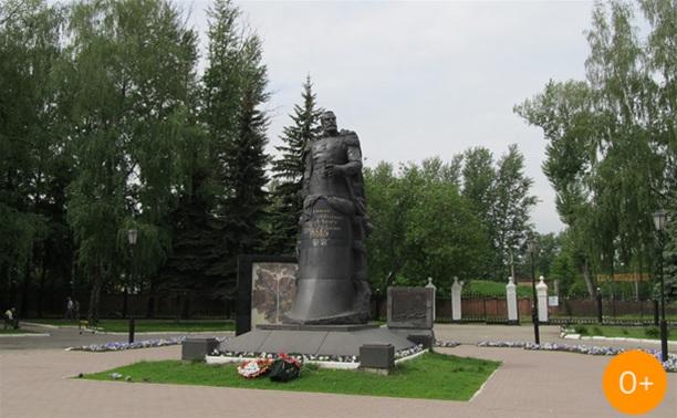 Первомай в Комсомольском парке