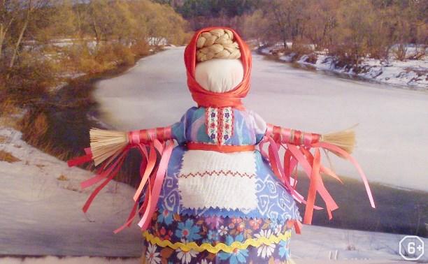 Народная кукла: Масленица