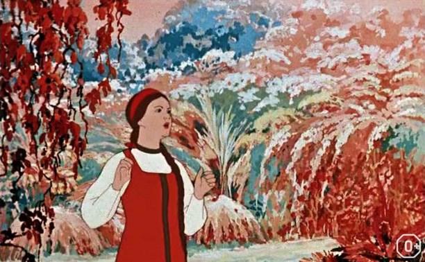 Сказочные иллюстрации: аленький цветочек