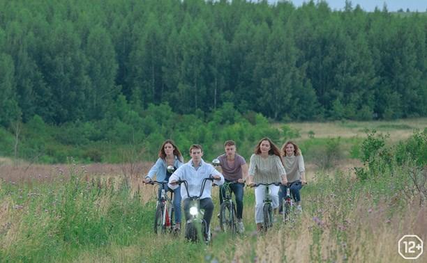 Велосипедная экскурсия на поле сражения «Исторические тропы Куликова поля»