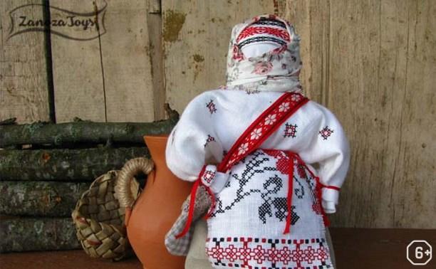 Кукла-сумка