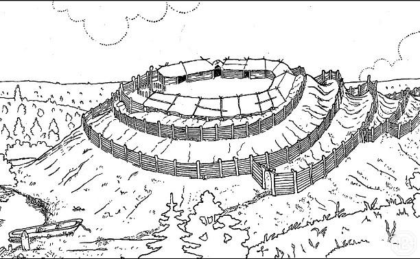 Археологическое изучение древней фортификации