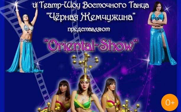 Oriental-Show в Туле