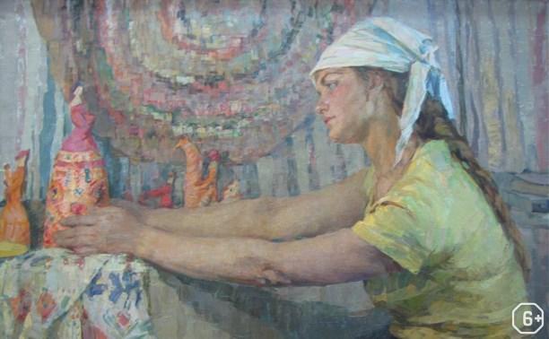 Тула революционная в произведениях советских художников