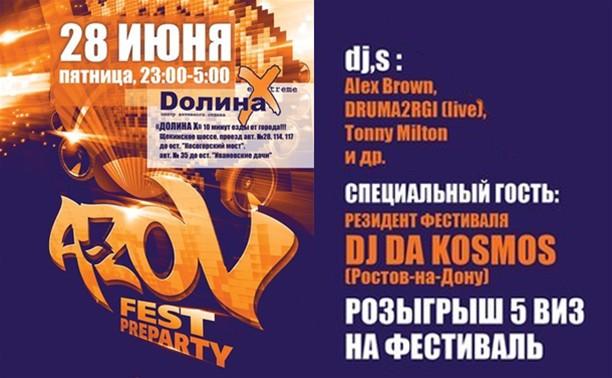 Pre-party A-ZOV fest