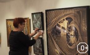 Невозможное искусство и оптические иллюзии в технике эмали
