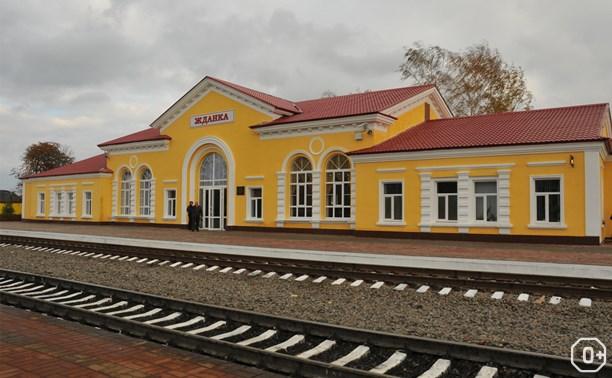 Масленица на станции «Жданка»