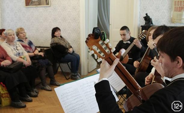 Концерт студентов и преподавателей Тульского колледжа искусств им. А.С. Даргомыжского
