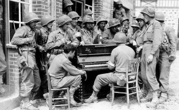 Фортепианный концерт, посвящённый 70-летию Победы