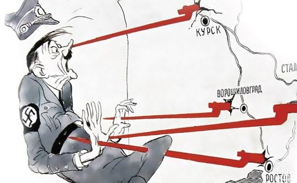 Боевой карандаш Кукрыниксов