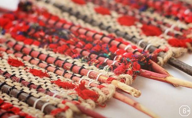 Мастер-класс Галины Супрун. Художественный текстиль