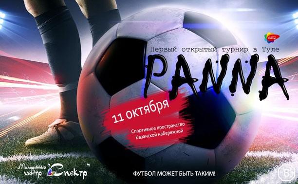 Первый открытый турнир по PANNA