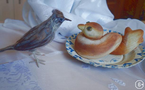 Праздник «Жаворонки» в музее «Тульские древности»