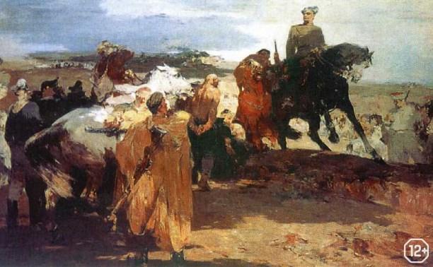Тема войны в творчестве Евсея Моисеенко