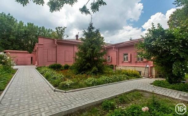 Ночь кино: дом-музей Вересаева