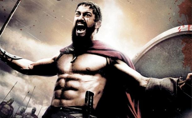 300 Спартанцев