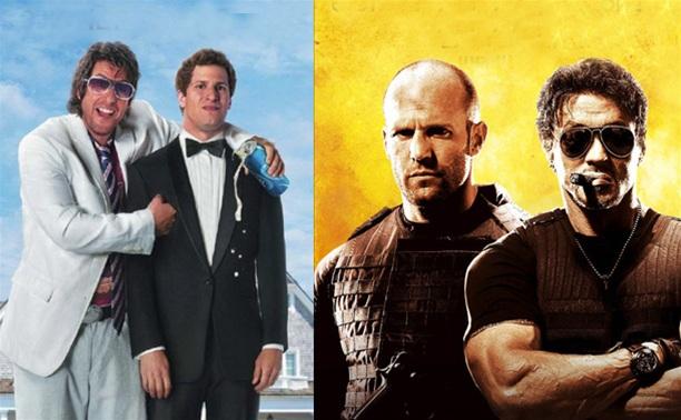 «Папа досвидос» (2012) и «Неудержимые» (2010)