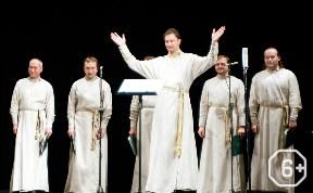 Праздничный Патриарший мужской хор Свято-Данилова монастыря