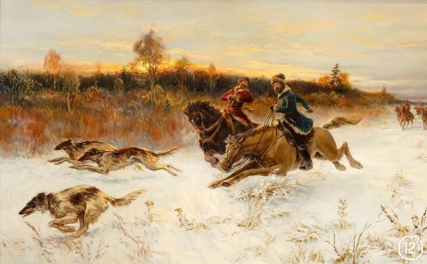 Першинская охота