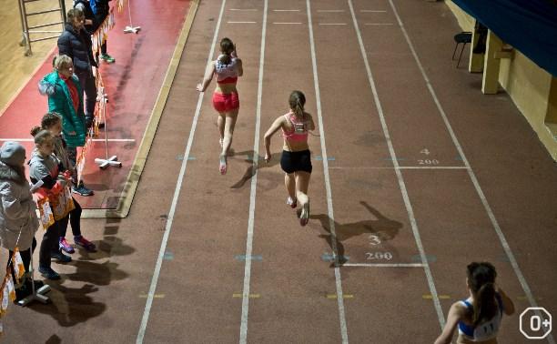 Первенство Тульской области по легкой атлетике