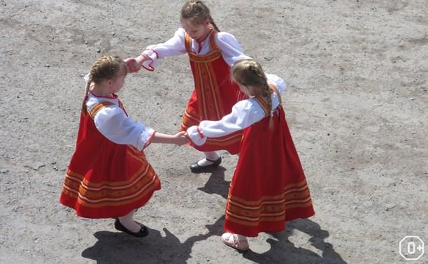 Страна детского фольклора