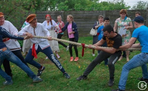 Сельские игры и забавы