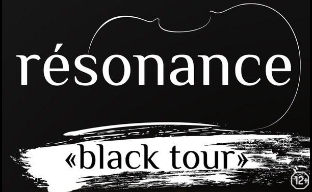 resonance: black tour