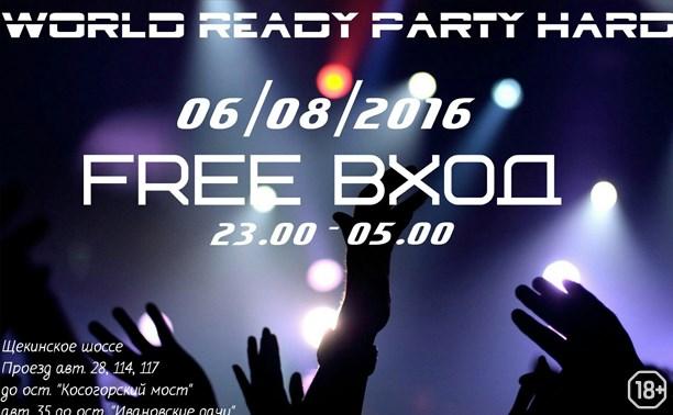 World Ready Party Hard