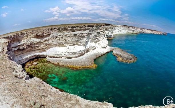 Тарханкут – полуостров кораблекрушений