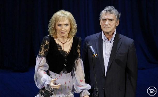 Ольга Прокофьева и Валерий Гаркалин