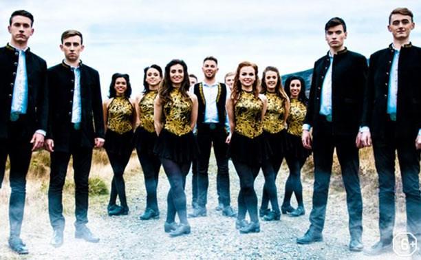 Ирландское шоу Dulaman — Voice Of The Celts