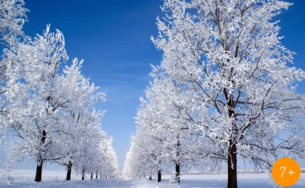 Ах ты, Зимушка-Зима