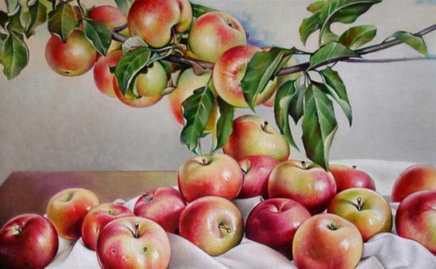 Фольклорный праздник «Яблочный спас»