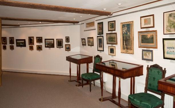 Выставка новых поступлений Поленово