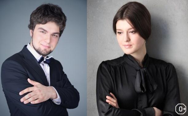 Лукас Генюшас и Анна Генюшене