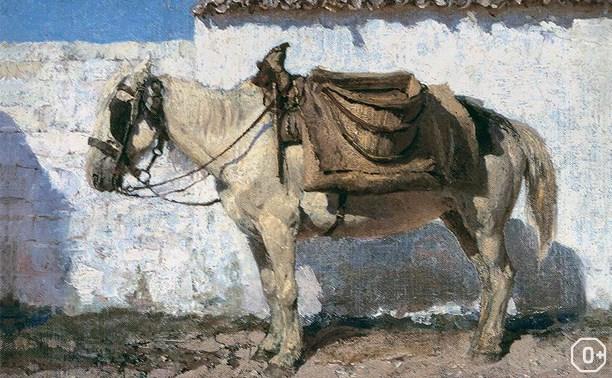 Василий Поленов и Франция