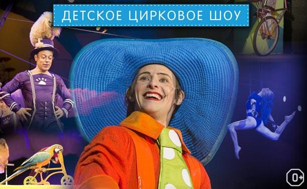 Цирковое шоу «Незнайка и его друзья»