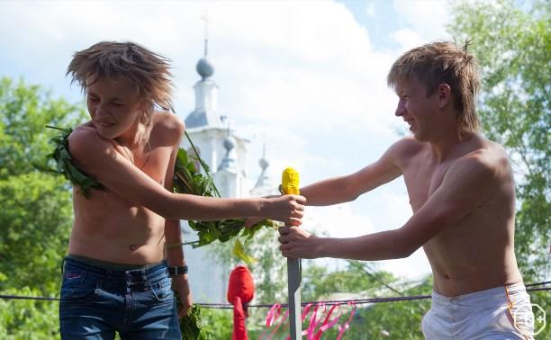XIV Международный фестиваль Крапивы