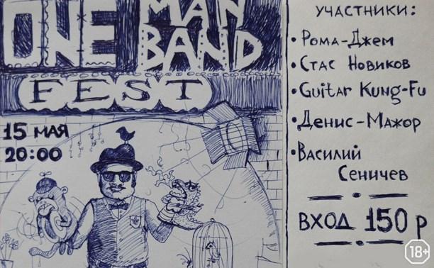 One Man Band Fest