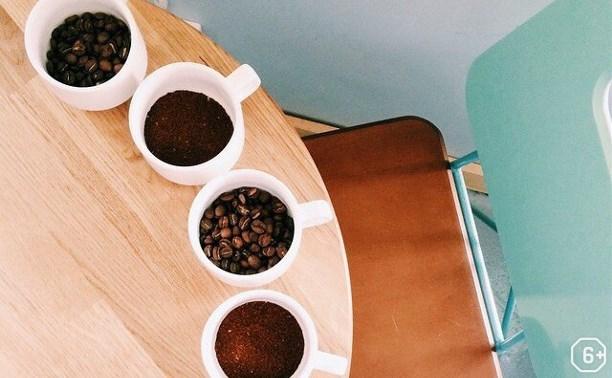 Дегустация кофе в кофейне «Даблби»