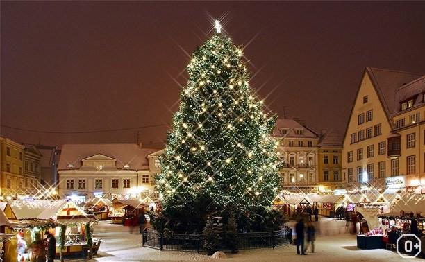 Рождественская музыкальная феерия и ярмарка для детей и взрослых