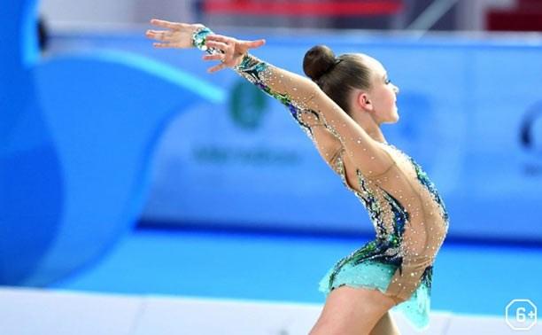Открытый чемпионат и первенство города Тулы по художественной гимнастике