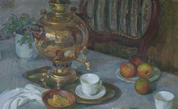 Выставка Андрея Крылова