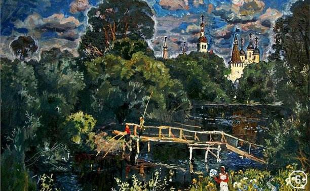 Выставка Виталия и Ксении Мироновых