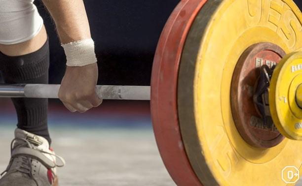 Новогодний турнир по тяжелой атлетике