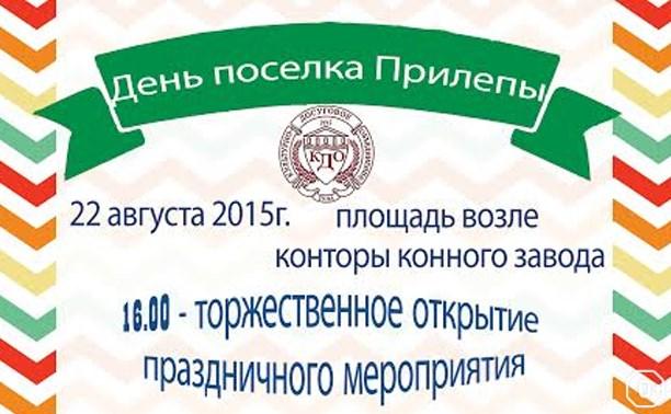 День посёлка Прилепы