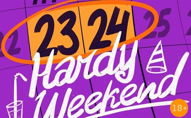 Hardy Weekend