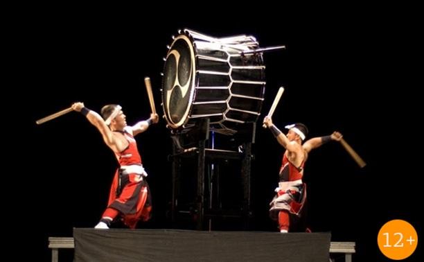 Шоу японских барабанщиков Aska